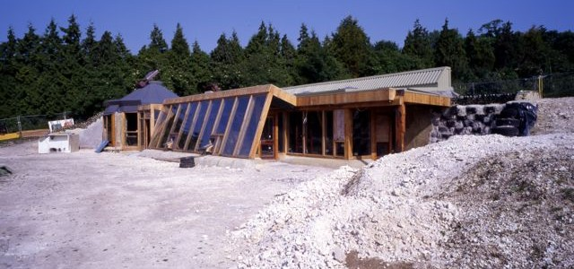 EARTHSHIP BRIGHTON