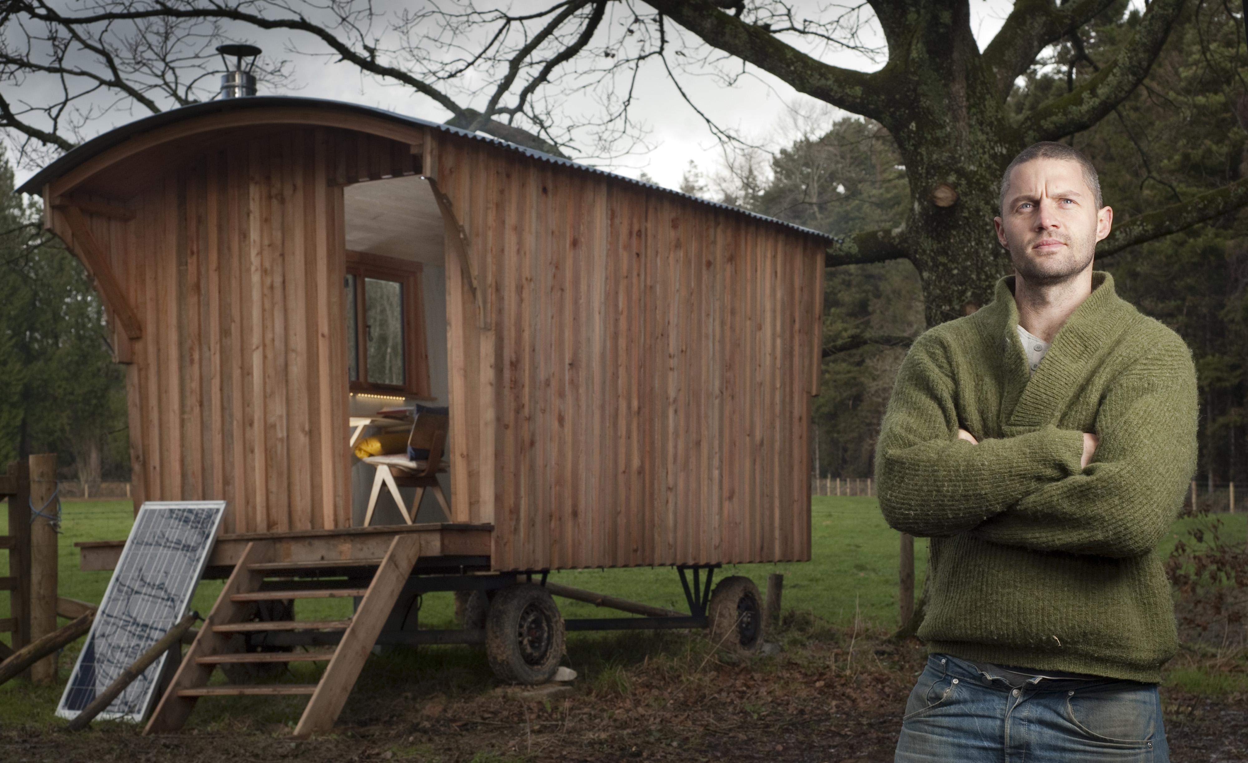 Shepherds Huts Groundhouse